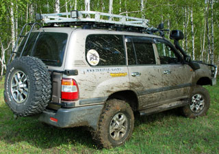 тест-драйв toyota land cruiser 105