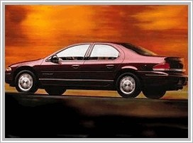 Авто Chrysler Stratus 2.0
