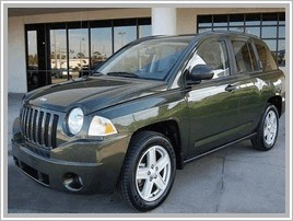 Авто Jeep Compass 2.4 MT