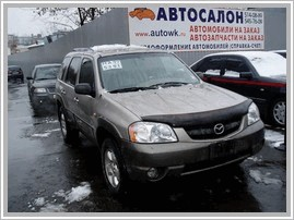 Авто Mazda Tribute 2.3 4WD