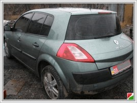 Продажа Renault Megane Estate 1.6 MT