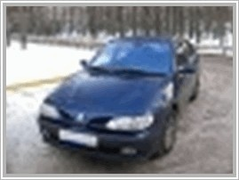 Автомобиль Renault Megane Hatchback 1.6 MT 106 Hp