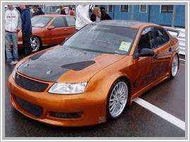 Продаю авто Saab 9-3 Sport Sedan 2.0 LPT AT