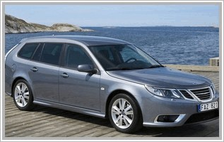 Авто Saab 9-5 Sport Combi 2.0 LPT AT