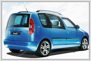 Продажа авто Skoda Roomster Scout 1.6 AT