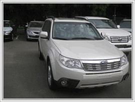 Продам авто Subaru Forester 2.5XT AT