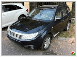 Продажа Subaru Forester 2.5XT AT