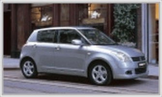 Автомобиль Suzuki Swift 1.3 MT 4x2