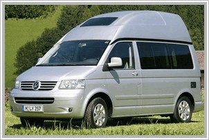 Продажа Volkswagen California 2.5 130 Hp 4 motion