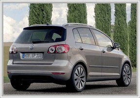 Автопродажа Volkswagen Golf Plus 1.6 MT